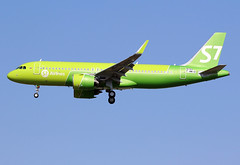 S7  SIBERIA  AIRLINES / Airbus   A 3230 NEO   F-WWIZ   msn 9193 / LFBO - TLS / sept 2019 (gimbellet) Tags: canon nikon spotting spotter boeing blagnac lfbo planes transport transportation toulouse tls toulouseblagnac airbus a320 a330 a380 aviation airplanes aircraft avions a340 aeroport airport atr a350 aeronautique airplane aeroplane a320neo