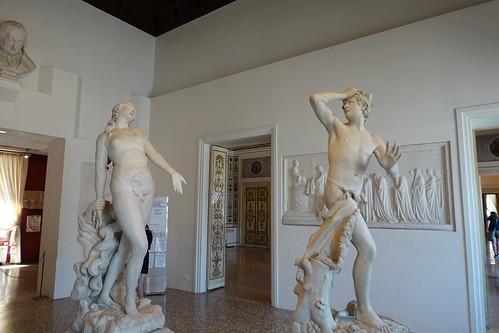 Sculpture by Antonio Canova in the Museo Correr, Venice (1)
