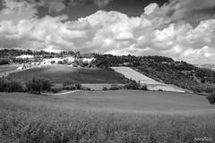 Colline abruzzesi (remitico) Tags: abruzzo bellabruzzo colline hills landscape paesaggio outside countryside blackandwhite absoluteblackandwhite bianconero nikon casoli