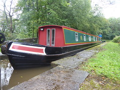 P1480496 (dave_attrill) Tags: barge marple peakforest canal towpath peakdistrict nationalpark cheshire cheshirering oldknow september 2019 thomastelford