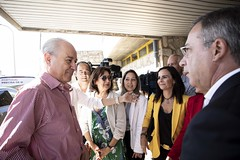 Legislativas 2019: Rui Rio em Castelo Branco