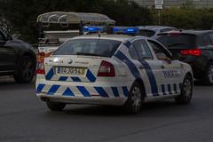 Lisbon Police (Hawkeye2011) Tags: 2019 europe lisbon portugal emergencyservice police car vehice transport