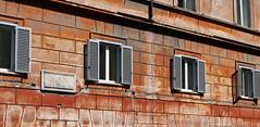 Rom1 (hs.01) Tags: rom street windows