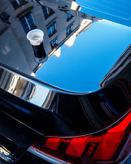 QuickCoffee.jpg (Klaus Ressmann) Tags: klaus ressmann fparis france omdem1 winter car coffe colourful cup design flicvarious reflection klausressmann