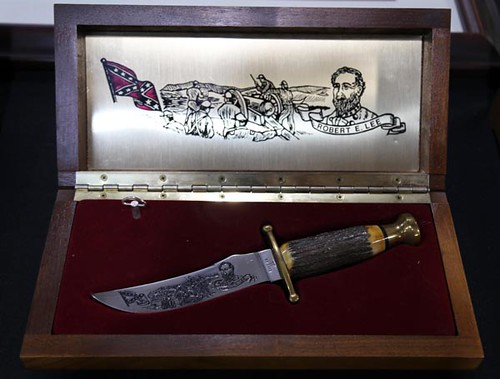 Robert E. Lee Bowie Knife ($156.80)