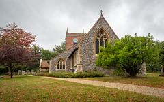 St Mary's, Beenham, Berkshire (Mandy Willard) Tags: 365 2709 st marys beenham berkshire church
