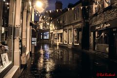 Wet night in Lerwick (red.richard) Tags: wet rain lerwick shetland isles night street paving reflections nikon d3300 cof081 cof081mire cof081gals cof081nico cof081mark cof081dmnq cofo81unic cof081babe