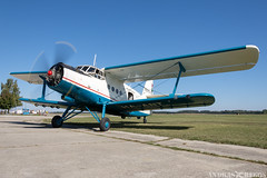 HA-ANT (Andras Regos) Tags: aviation aircraft plane fly airport lhny nyíregyháza spotter spotting antonov an2 an2td colt
