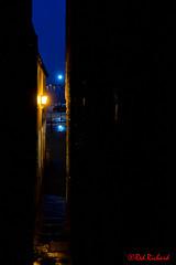 Dark Alley (red.richard) Tags: dark alley night light lerwick shetland isles scotland nikon d3300