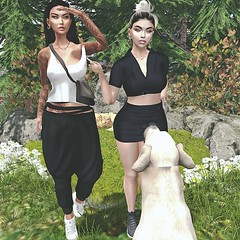 Look 186 (Hypnotic Fashion Blog) Tags: paré tmcreation lagyo fashiowl rinkaamprenta avatar beauty nature blog dog blogger secondlife sl