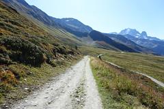 Hike to Refuge Albert 1er @ Domaine de Balme - Vallorcine @ Chamonix