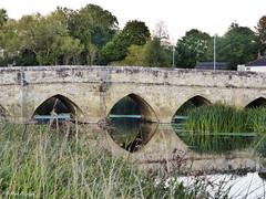 Bridge (mark.griffin52) Tags: architecture england dorset sturminsternewton riverstour landscape countryside reflections river bridge