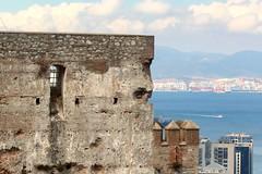Moorish Castle (Piedmont Fossil) Tags: gibraltar moorish castle medieval fort
