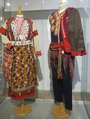 Tradition regional dress #2 (jimsawthat) Tags: museum ethnographicmuseum display urban split croatia