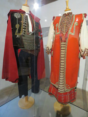 Tradition regional dress #4 (jimsawthat) Tags: museum ethnographicmuseum display urban split croatia