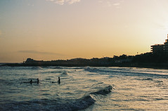 R6-01147-001A (osangster) Tags: photography portra spain coastline colourfilm kodak 35mmfilm 35mm 55mm barcelona travel skateboarding