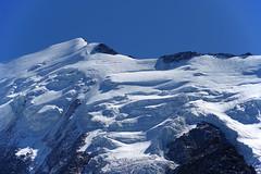 Aiguille de Bionnassay (Haute-Savoie) (bernarddelefosse) Tags: aiguilledebionnassay massifdumontblanc hautesavoie rhônealpes alpes france montagne paysage