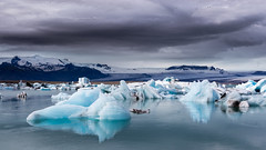 Iceland (Yann OG) Tags: iceland islande ísland islandais icelandic jökulsárlón ice glace iceberg lagoon lagune sigma30mm breiðamerkurjökull austurland berufjörður suðurland paysage landscape 169 nature