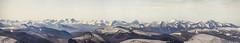 DSC06167-Keb_DistantSummits_pano (RobNDub) Tags: arctic sweden kungsleden padjelantaleden sarek 2019 hiking free wild camping ultralight landscape photography aurora borealis summit skierffe stf hut