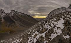 DSC06082-EarlyStartUpKebnekaiseWestRoute (RobNDub) Tags: arctic sweden kungsleden padjelantaleden sarek 2019 hiking free wild camping ultralight landscape photography aurora borealis summit skierffe stf hut