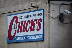 Chick's (tim.perdue) Tags: downtown urban city nikon d5600 nikkor 18140mm columbus ohio street capitol square building construction alley