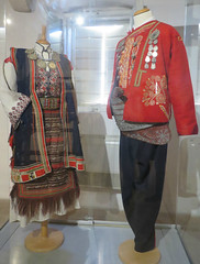 Tradition regional dress #3 (jimsawthat) Tags: museum ethnographicmuseum display urban split croatia