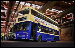 2462 (Lewis_Hurley) Tags: 2462 bus doubledecker metro metrobus wmpte westmidlandspassengertransportexecutive wheatleystreet garage vehicle coventry uk england heritage