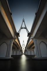 Business Bay Bridge (Graham Stirling) Tags: dubai longexposure nikon d850 nikon1635f4vr2