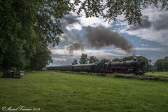 SSN 01-1075, Loenen (cellique) Tags: ssn ssn011075 vsm terugnaartoen stoomtrein stoomstichtingnederland veluwe spoorwegen treinen eisenbahn zuge railway train steamtrain