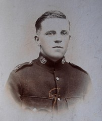 Frank Victor Glmour India 4th Hampshire Regiment 1915 (mick merwood) Tags: ww1 hampshireregiment britisharmy livesofthefirstworldwar mesopotamia