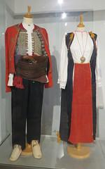 Tradition regional dress #1 (jimsawthat) Tags: museum ethnographicmuseum display urban split croatia