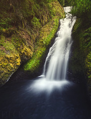 Bridal Veil Falls Oregon (Russell Eck) Tags: bridal veil falls oregon portland waterfall nature landscape wilderness russell eck travel long exposure longexposure color nikon columbia river