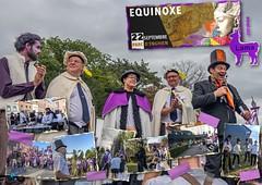 2019 - équinoxe - Enghien, centre du monde