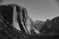 El Capitan, Yosemite (EMcIsaac) Tags: yosemite el capitan cap black white granite rock half dome tunnel view