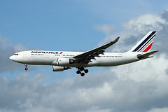 Air France   A330-203   F-GZCB (Globespotter) Tags: pariscdg air france a330203 fgzcb