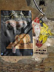 + Dildos - Batons (Franco & Lia) Tags: street streetart graffiti murales napoli naples campania dildo