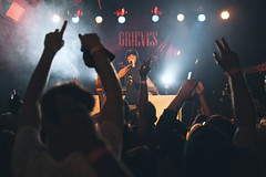 Grieves (M///S///H) Tags: albuquerquenewmexico ps rx1 artists benlaub benjaminlaub concert grieves hangingout hiphop independent indie launchpad livemusic liveshow musicians newmexico pants pointandshoot rap rapper rhymesayers rhymesayersentertainment ryangross sony sonyrx venue