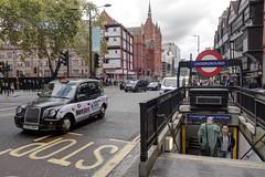 High Holborn, London, September 2019 (marktandy) Tags: highholborn london holborn chancerylane taxi maserati wc1 september 2019 autumn lc07okh bt67sxa lc10zgt ll18xjy tube station underground subway street traffic stapleinn holbornbars prudentialassurance lti tx4