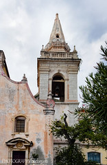 CHURCH OF SAN GIUSEPPE (PHOTOGRAPHY bydamanti) Tags: taormina provinceofmessina italy sicily church churchofsangiuseppe