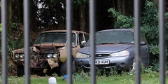 P431 XUH (Nivek.Old.Gold) Tags: 1997 ford mondeo lx 16v 5door 1796cc rover p6