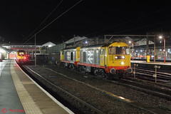 20132+20118 Crewe (terry.eyres) Tags: 2011820132 crewe dcr