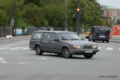 1991' Volvo 740 (Kim-B10M) Tags: vb32111