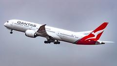 Boeing 787-9 Dreamliner VH-ZNB Qantas (William Musculus) Tags: plane spotter spotting aviation airplane william musculus london heathrow lhr egll vhznb qantas boeing 7879 dreamliner qf qfa