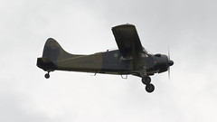 Yeovilton2019_HAAF_06 (andys1616) Tags: dehavilland beaver al mk1 xp820 gcicp historicarmyaircraftflight royalnavalairstation rnas yeovilton airday airshow somerset july 2019