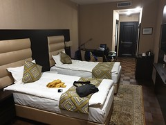 Our Best Western Plus hotel in central Nursultan.