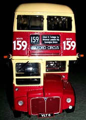 Sunstar South London Buses RM6 in 1/24th scale. (Ledlon89) Tags: bus buses london transport lt lte aec parkroyal routemaster vintagebuses sunstar modelbusesandcoaches diecastbuses scalemodels scaleddown