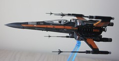 IMG_0643 (2) (ultraviolet08@verizon.net) Tags: resistance poes boosted xwing t70 172 bandai
