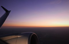 Luxemburg to Warsaw (roomman) Tags: lux luxemburg luxembourg city town mosel valley air airline aviation plane travel travelling transport transportation airport airfield waw epwa warszawa lot polish airlines findel ellx apron spldh ldh embraer e170 170 engine 2019 evening night sun sunset