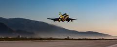 RF-4E Phantom (Steve Cooke-SRAviation) Tags: phantom eyesoflarissa larissa 348trs greece stevecooke rf4e canon frontlineaviation mcdonnelldouglas f16 block52 chrisheal sraviation 5d3