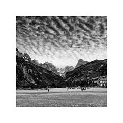 Dolomiti (Luca Cesari) Tags: sony sonya7rii 2470f4 bw biancoenero zeiss dolomiti montagna italia italy trentino